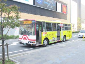 シャトルバス写真b